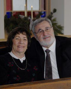 Belfountain Village Church - Pastor Fred & Judee